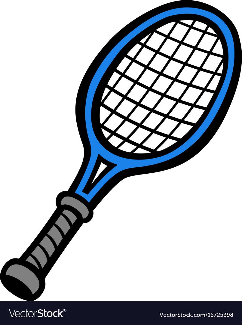 Tennis racquet tennis ball