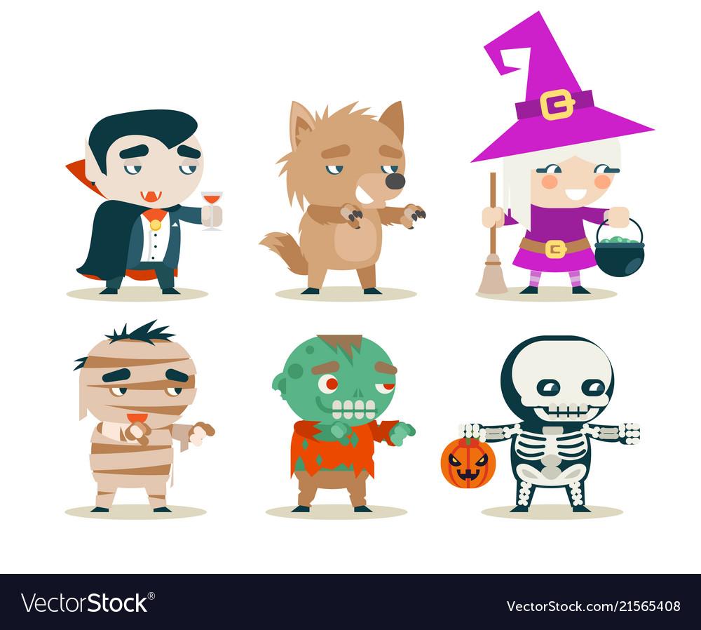Halloween children costume kids masquerade fantasy