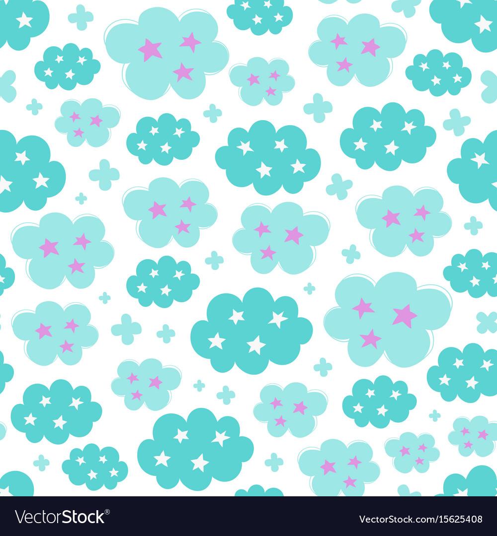 Seamless creative pattern