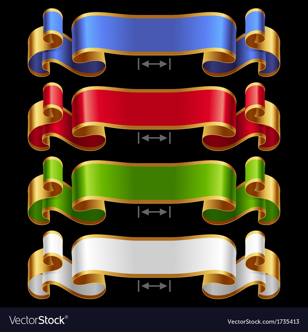 Ribbons set 13