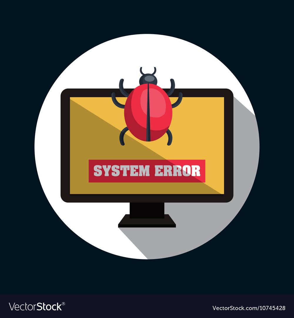 System error virus monitor design