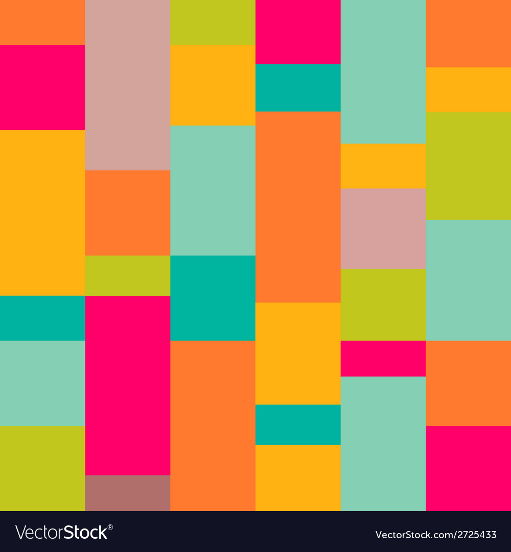 Art Shape Colors Design Squares Abstract