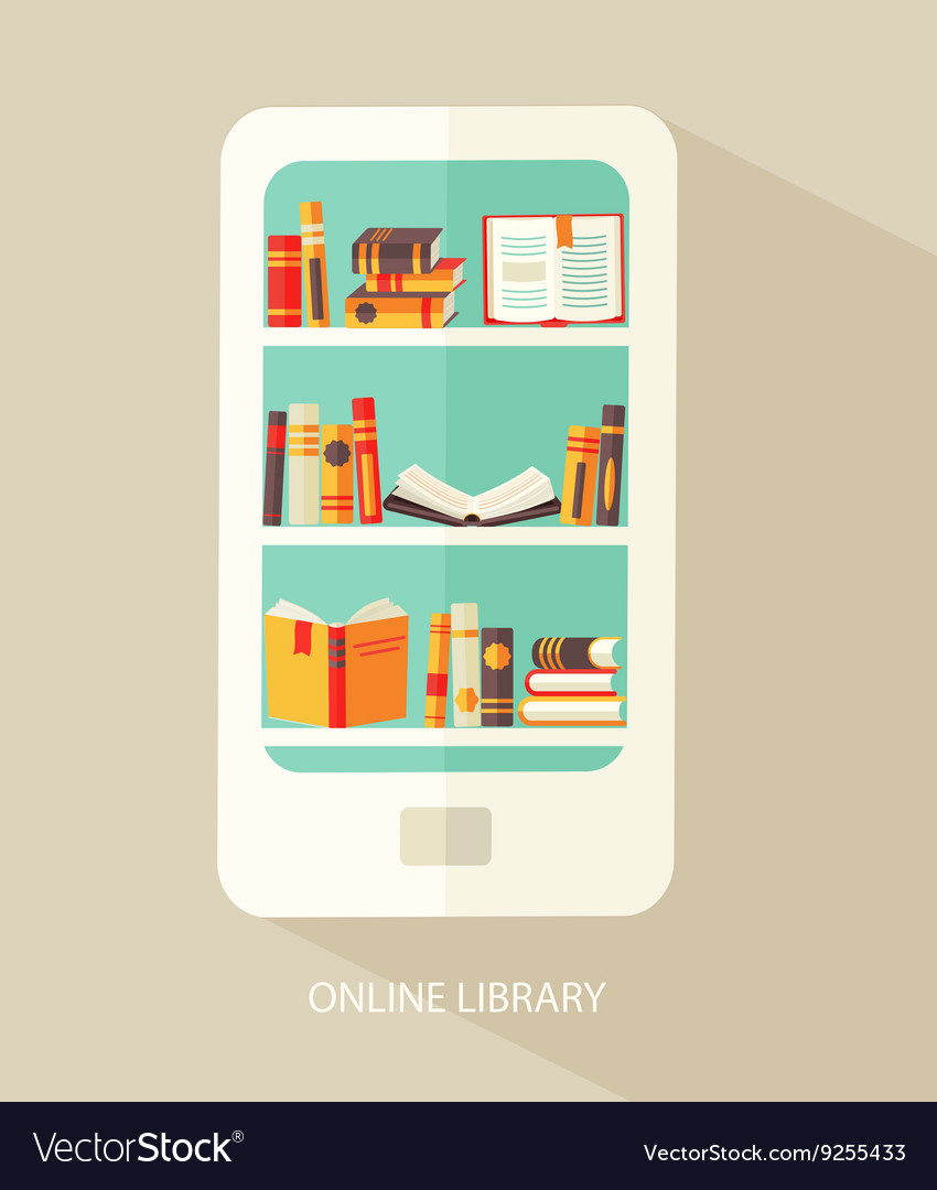 Concept for digital library