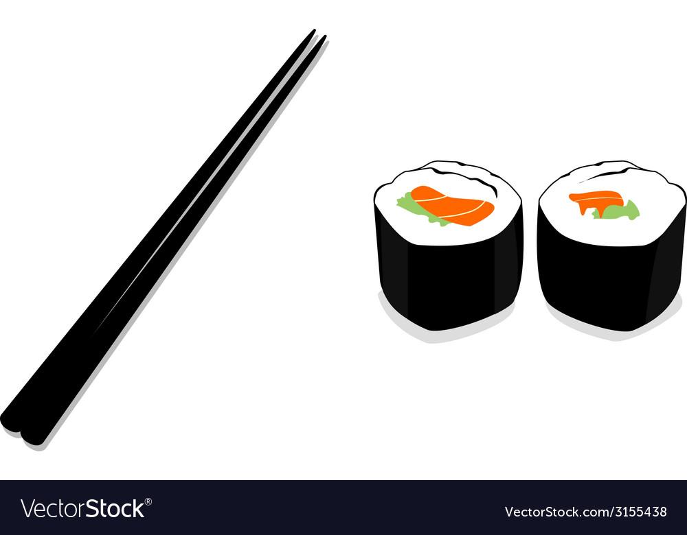 Sushi chopstick