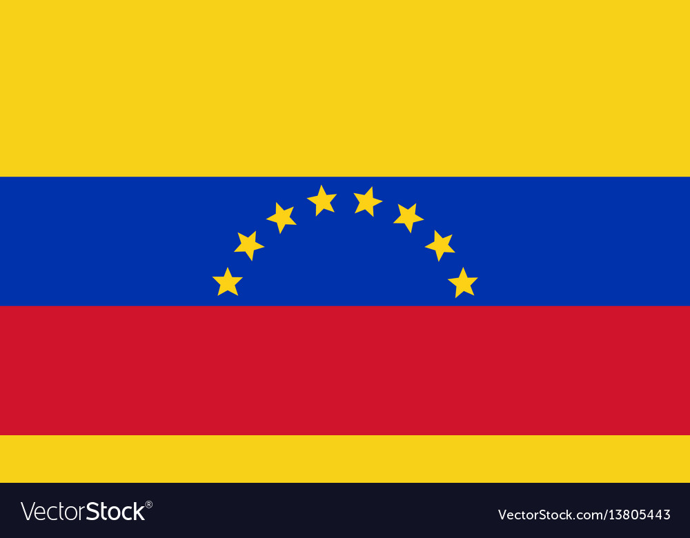 Venezuela flag for independence day and