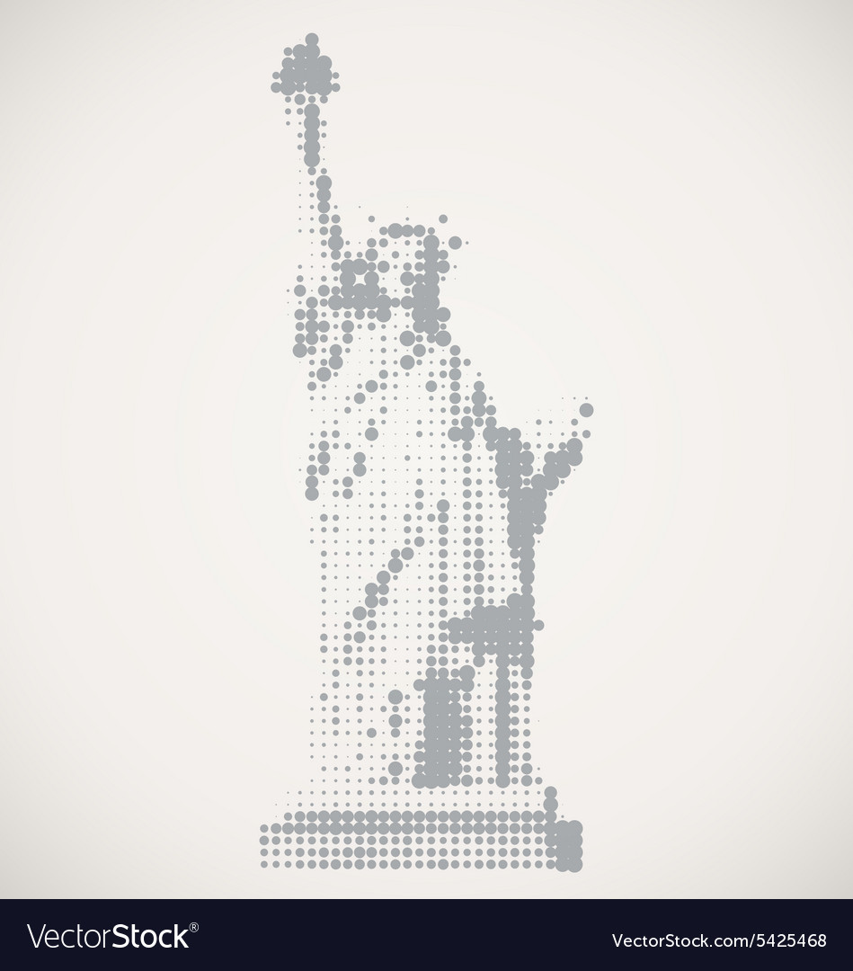 United States or statue of liberty