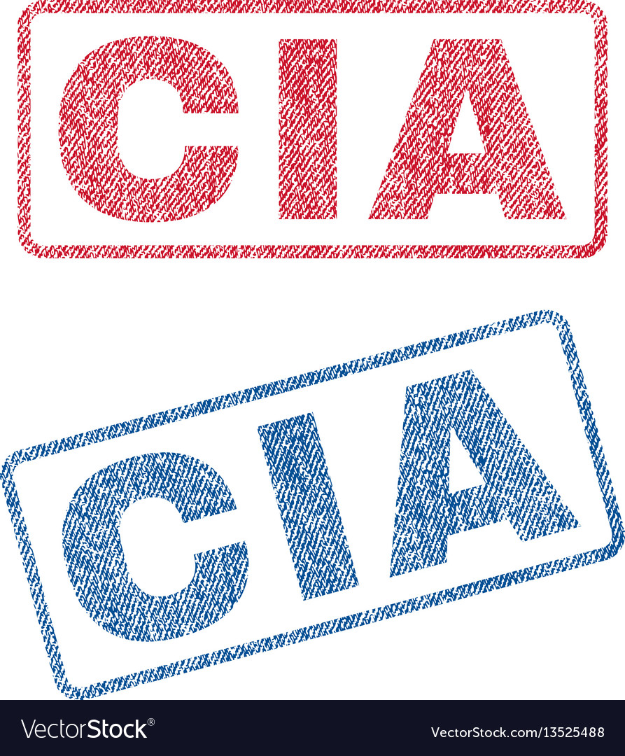 Cia textile stamps