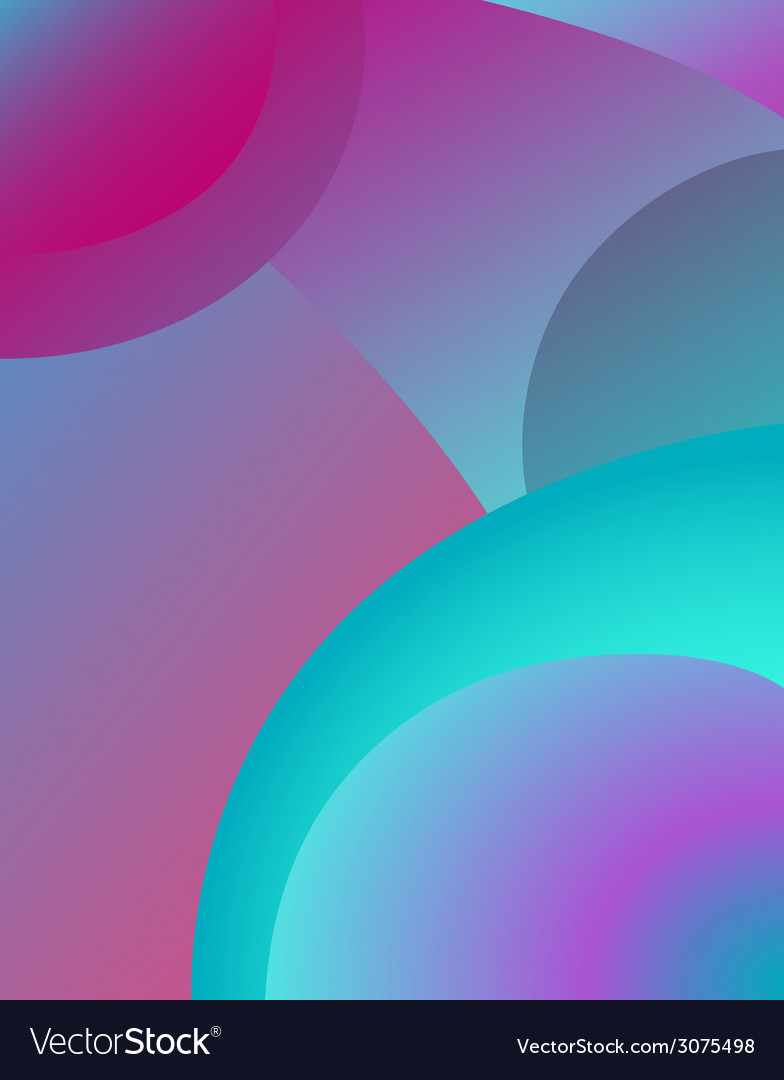Background abstract flow design