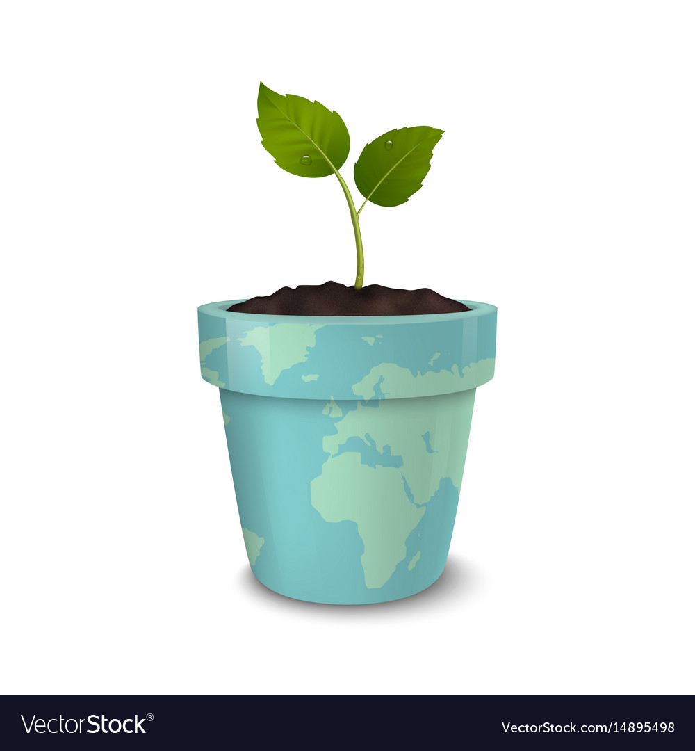 Ecology concept earth day world environmen day