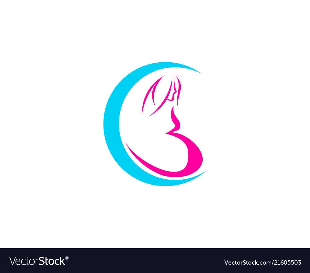 Pregnant logo
