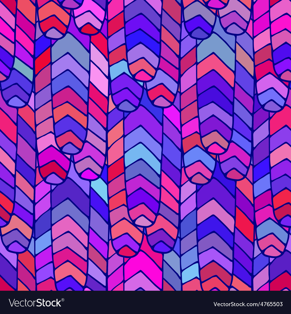 Seamless abstract pattern pink