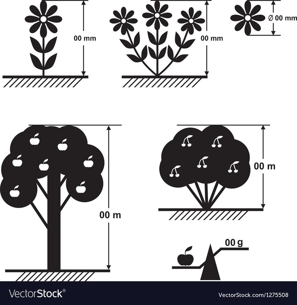Flower tree scheme