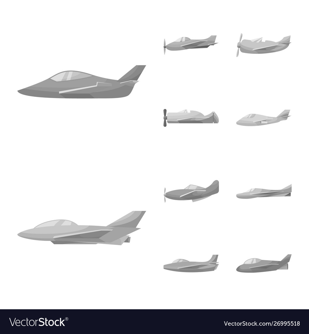 Aviation and airline icon