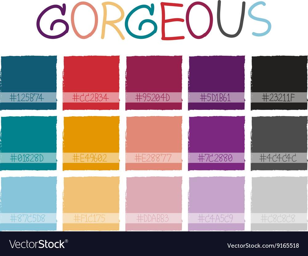 Gorgeous Color Tone