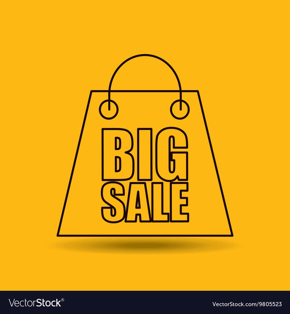 Big sale offer discount commerce