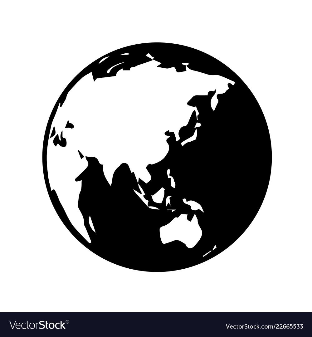 Globe earth 04