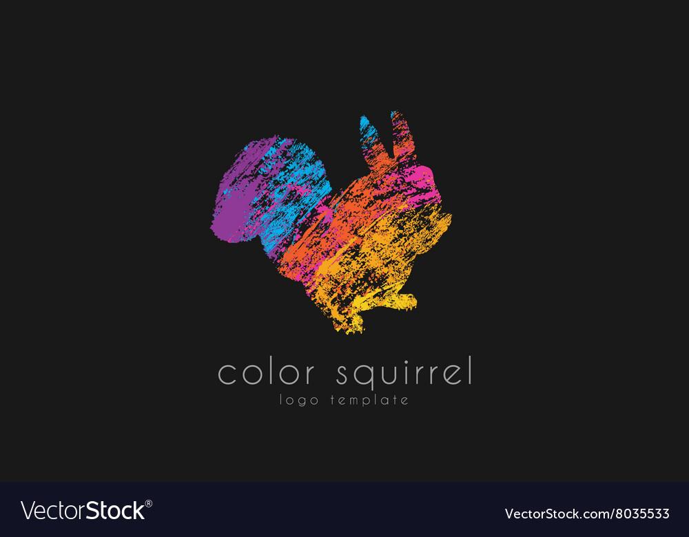 Squirrel logo Color squirrel logo Sweetl logo