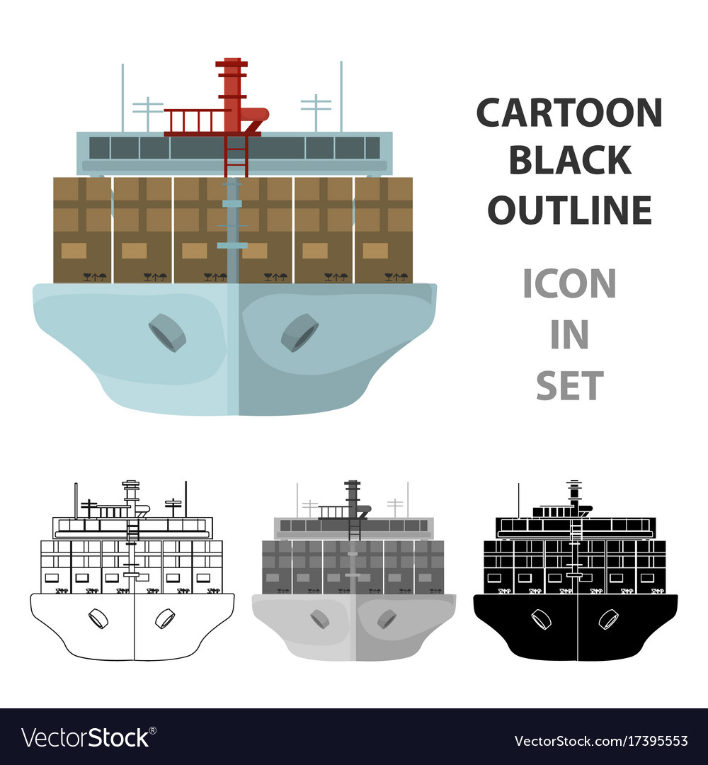 Transportation goods sea transportation and
