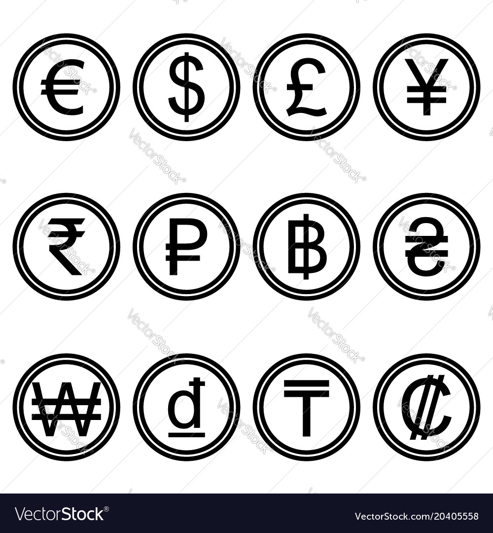 Currency Symbols Pdf