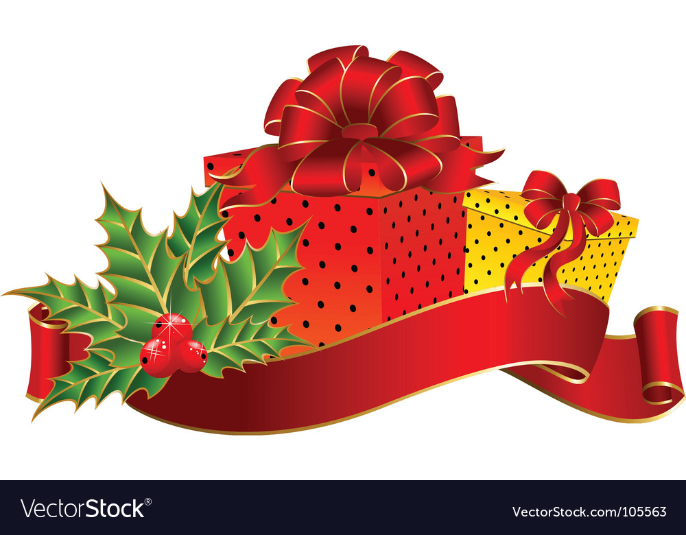 Christmas garnish