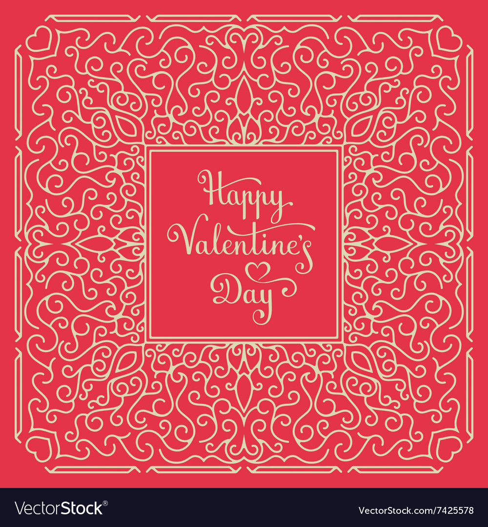 Happy Valentines Day Card