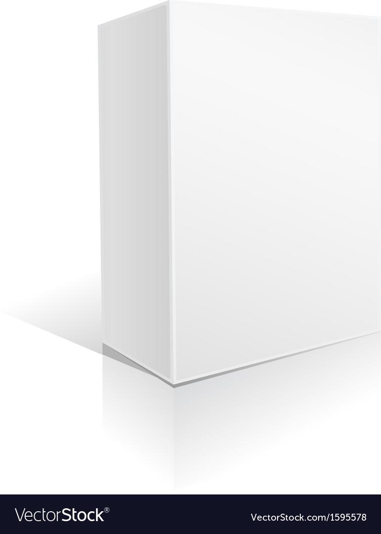 White general box