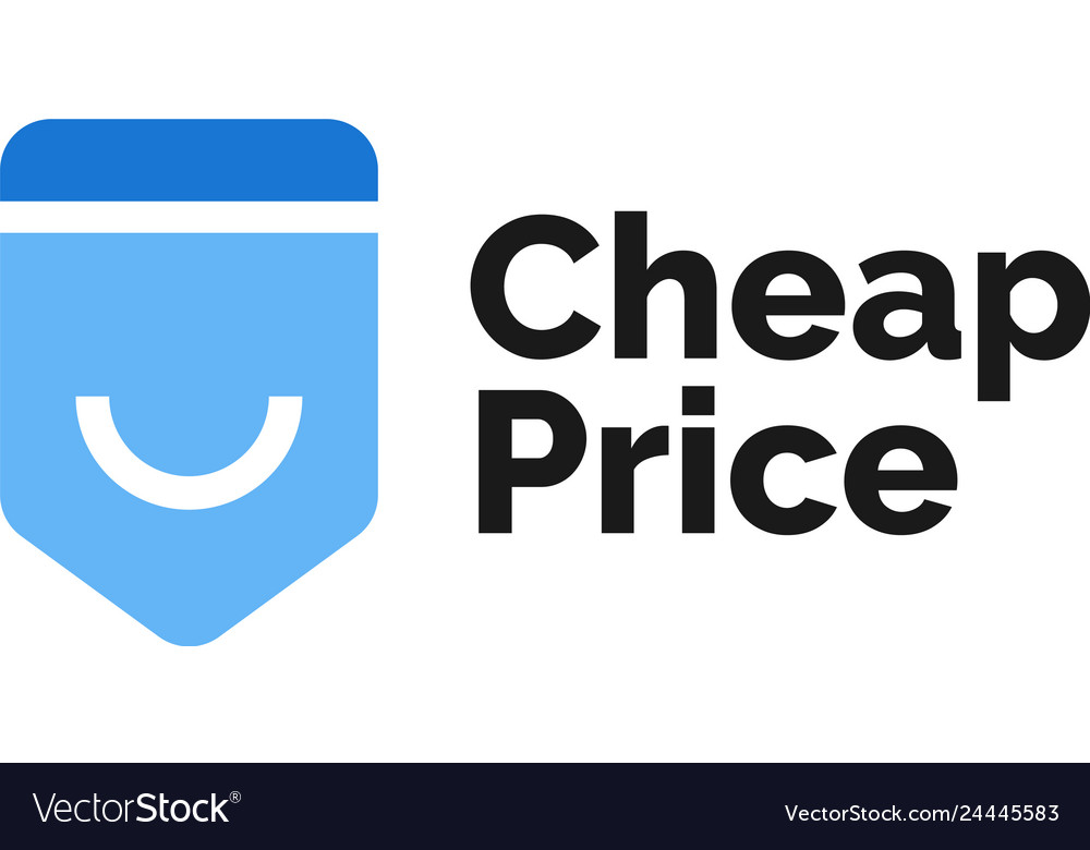 Price tag logo design inspiration