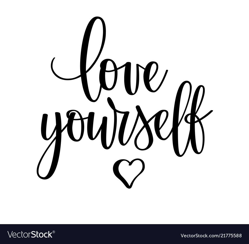 Love yourself motivational inspirational