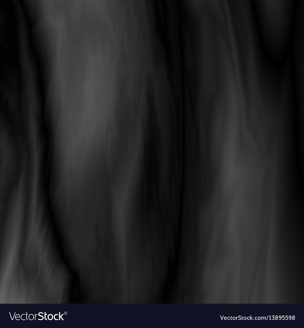 Black abstract marble backround vector image