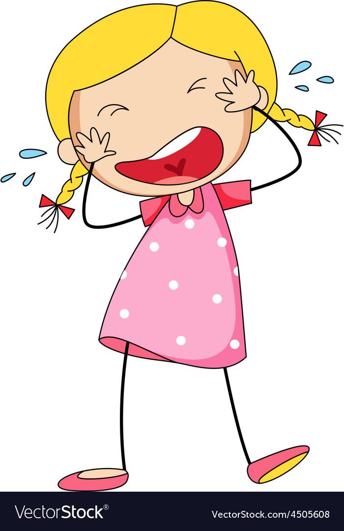 Годами, плачущая девочка картинки для детей