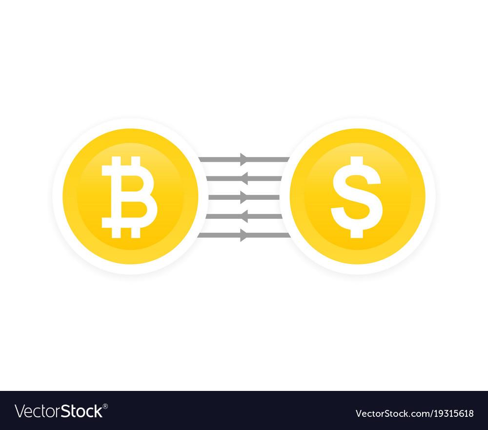 bitcoin to dollaro exchange