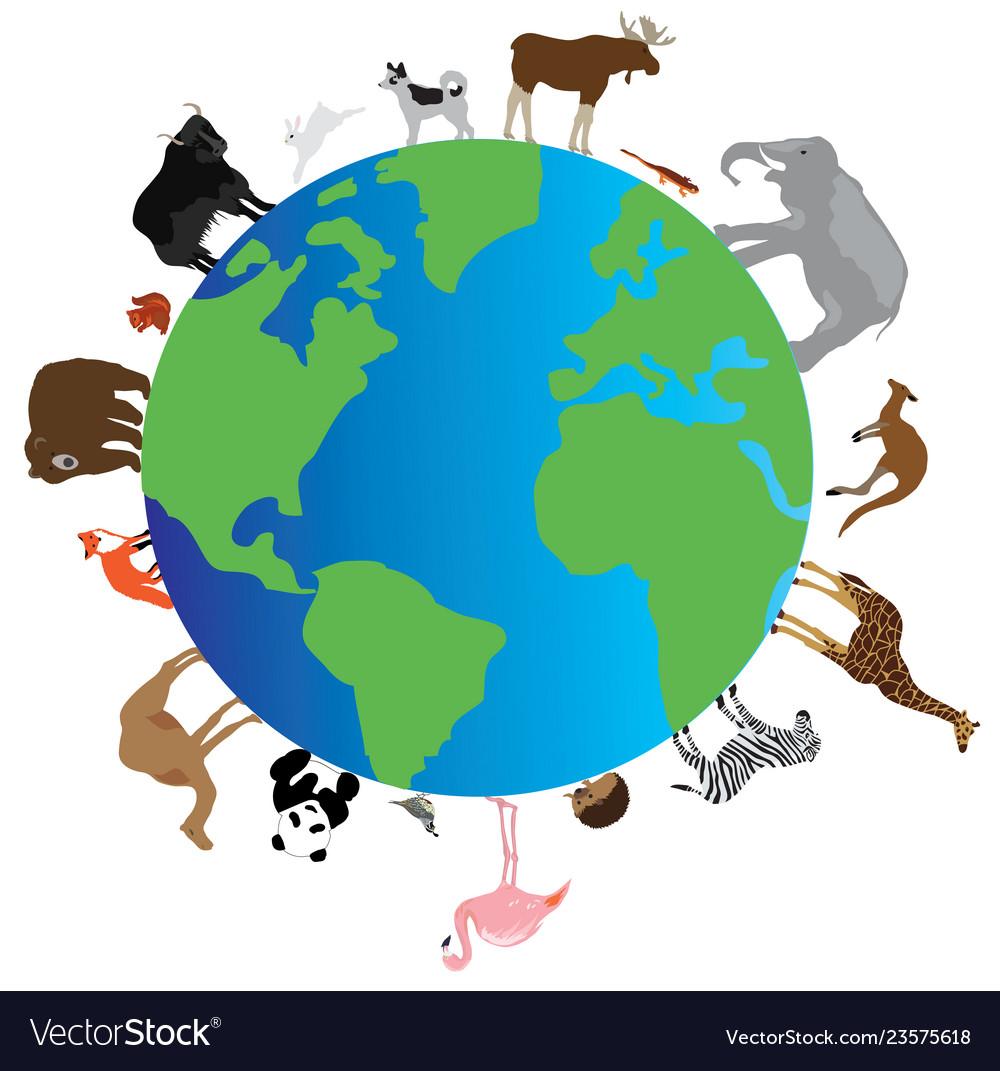 Planet animals