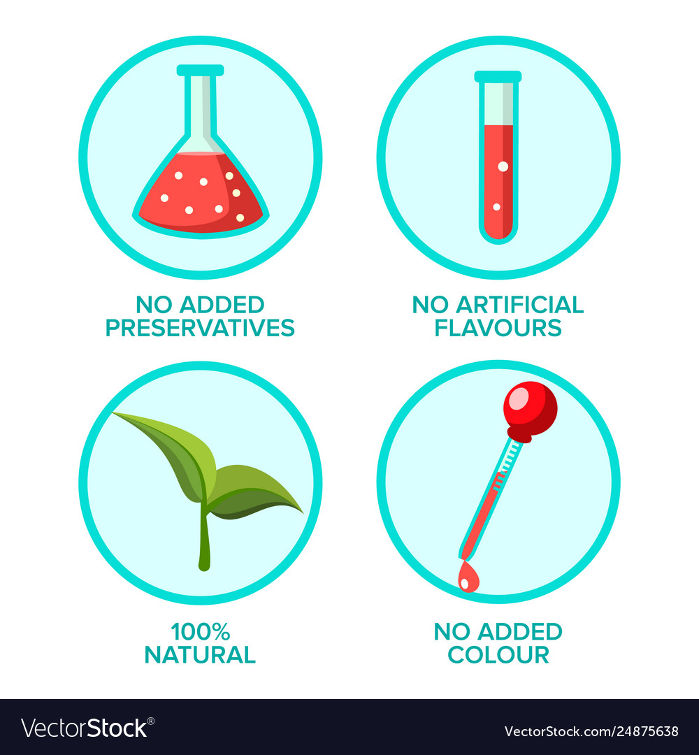 Preservatives free natural product