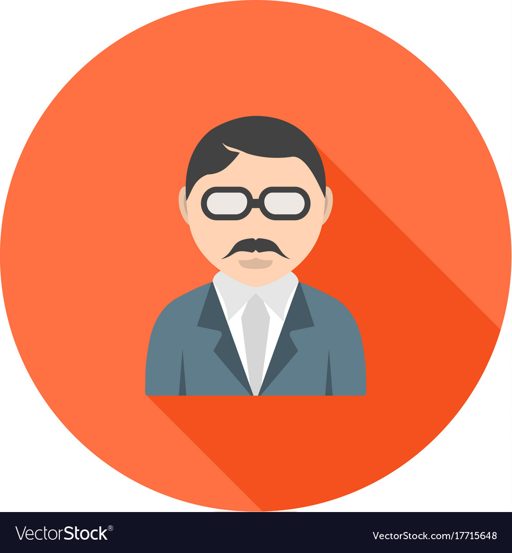 826fe9d3497 Cool guy in sunglasses Royalty Free Vector Image