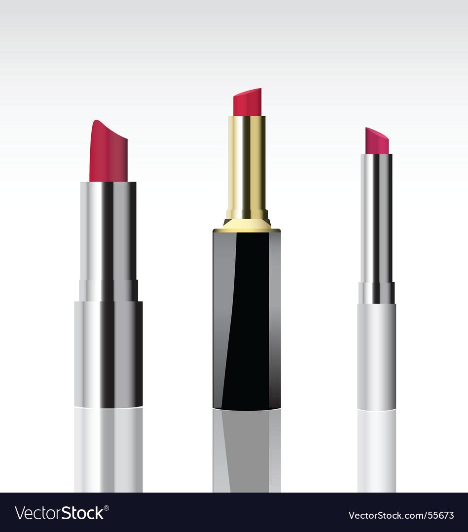 Lipstick illustration vector art