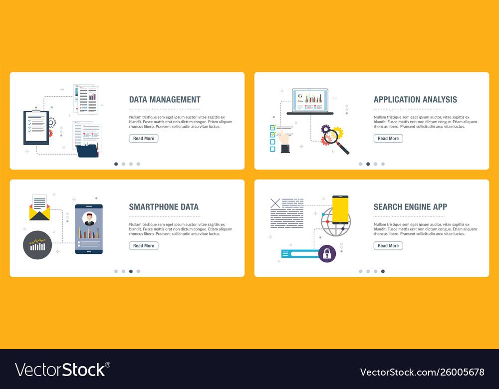 Data management application analysis smartphone