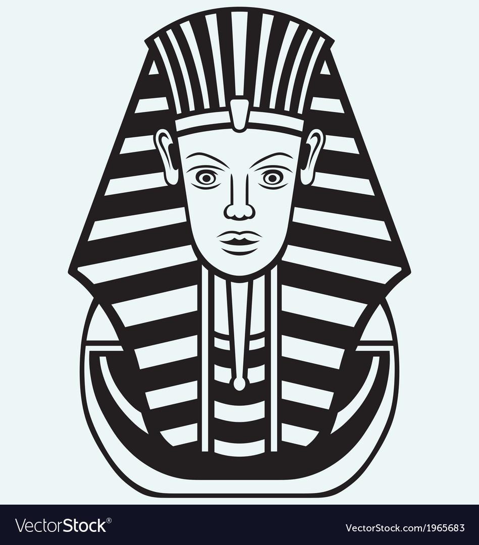 Portrait of Pharaoh