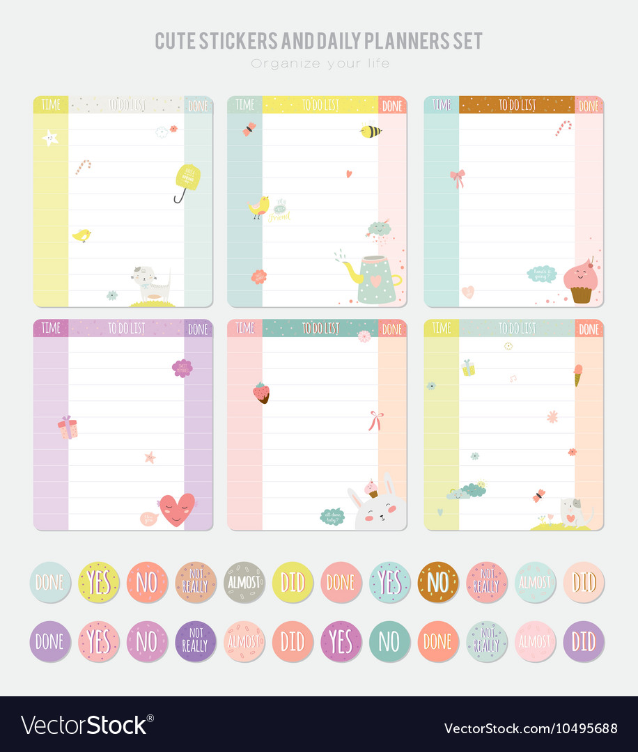 daily note template