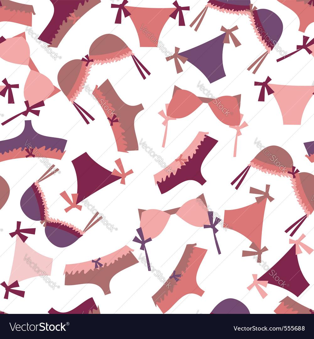 Lingerie pattern