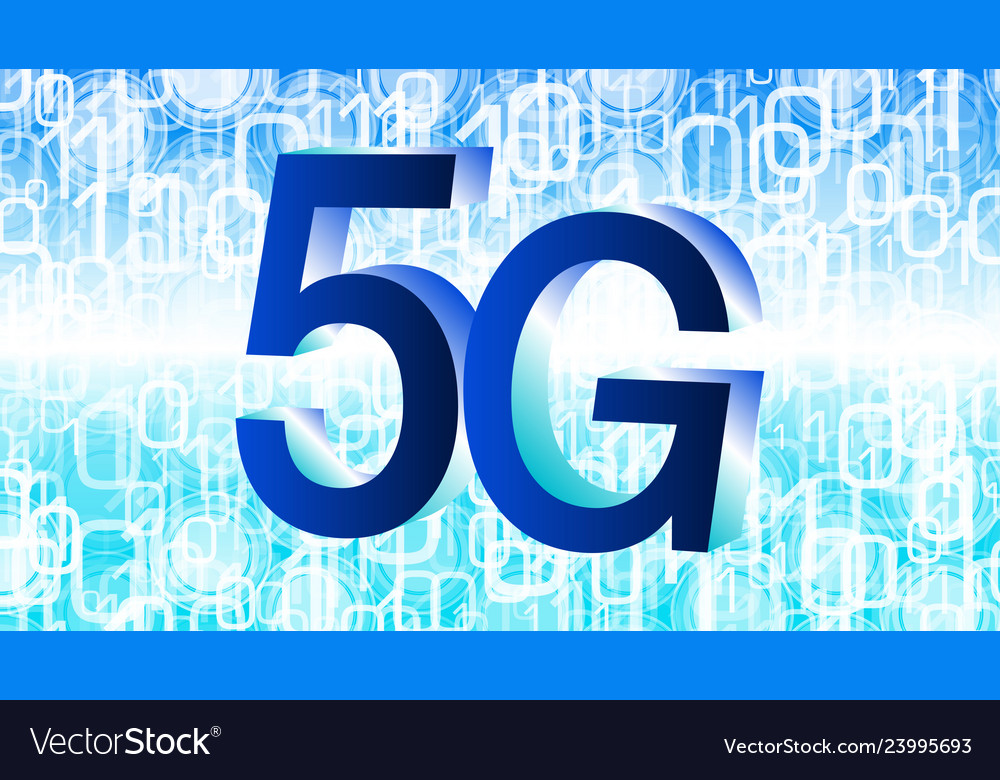 5g - latest generation of cellular mobile