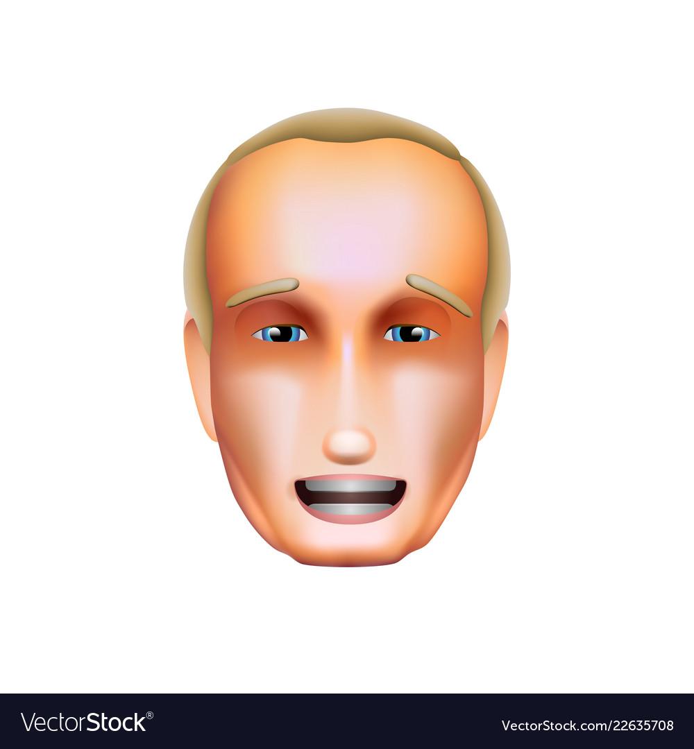 Vladimir putin icon october 30 2018