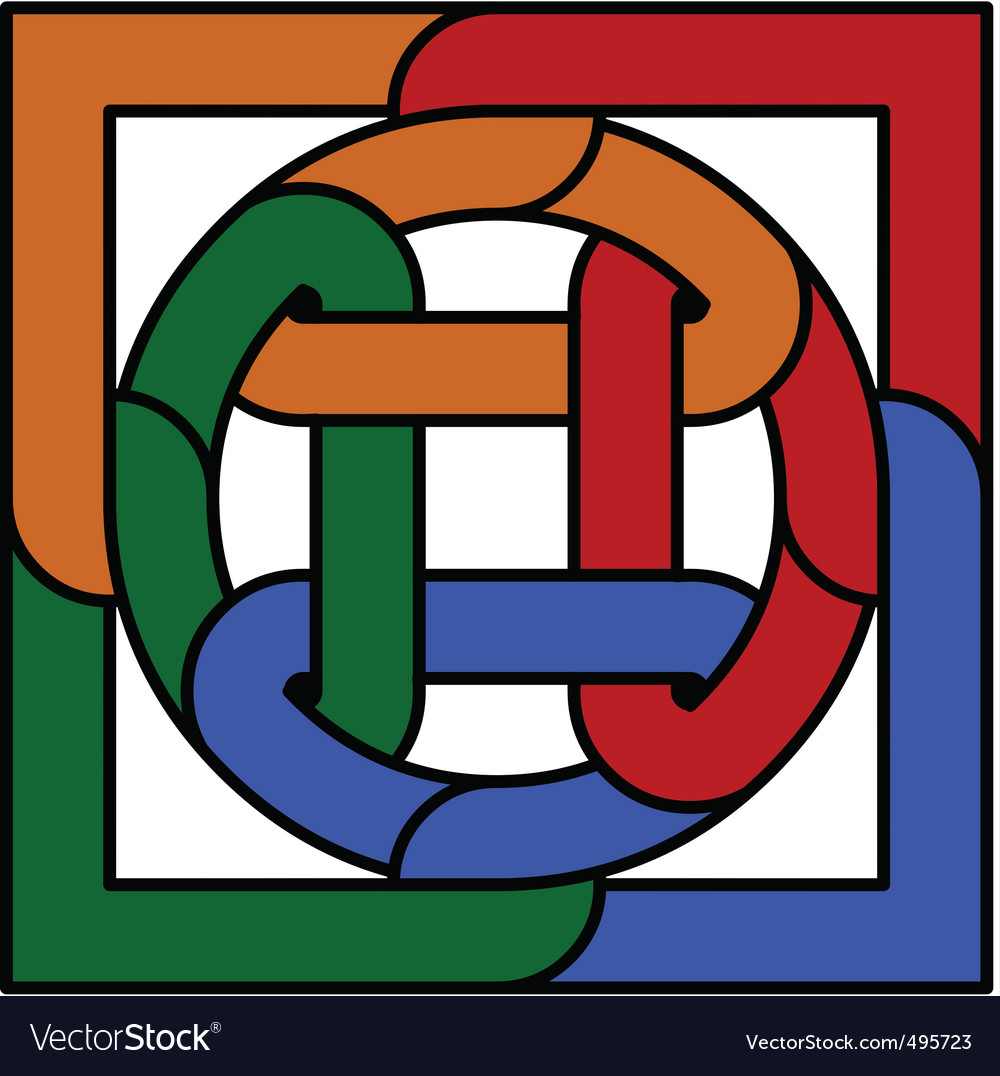 Knot emblem