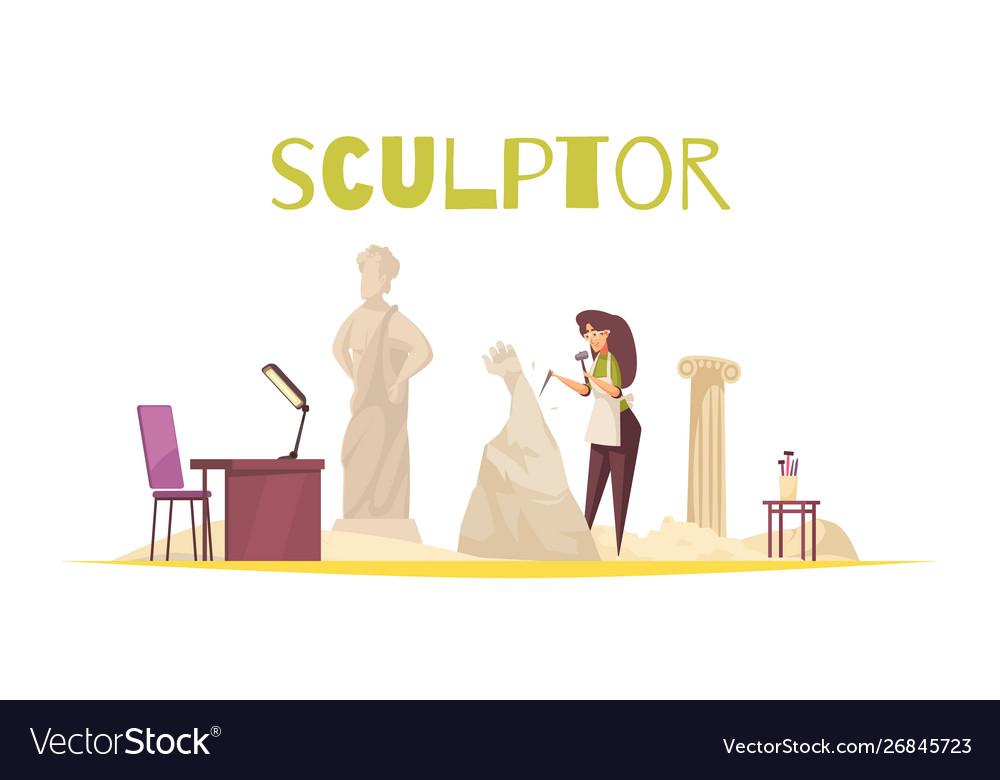 Sculptor concept