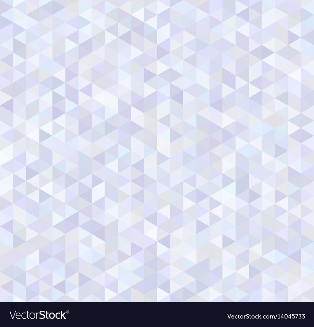 Glossy triangles abstract brilliant seamless