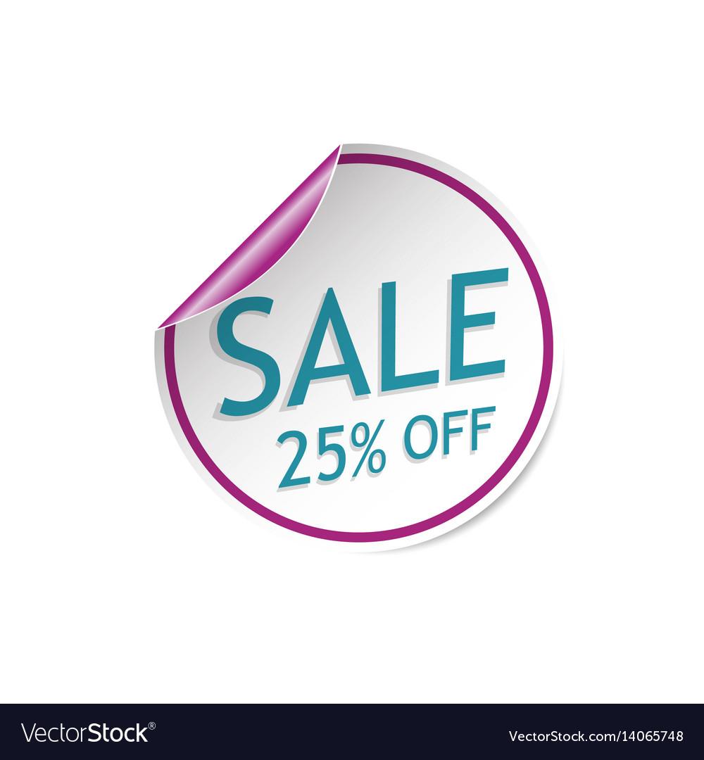 Sale tags design