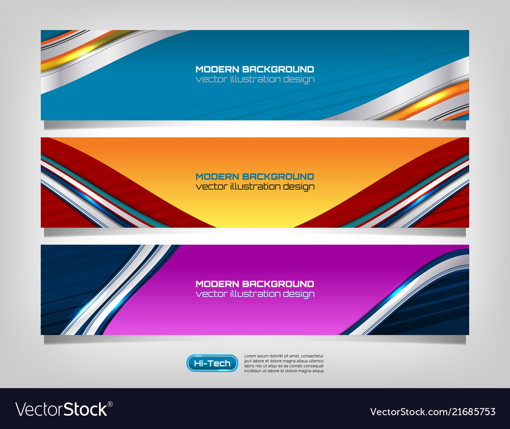 How to design a web banner in illustrator
