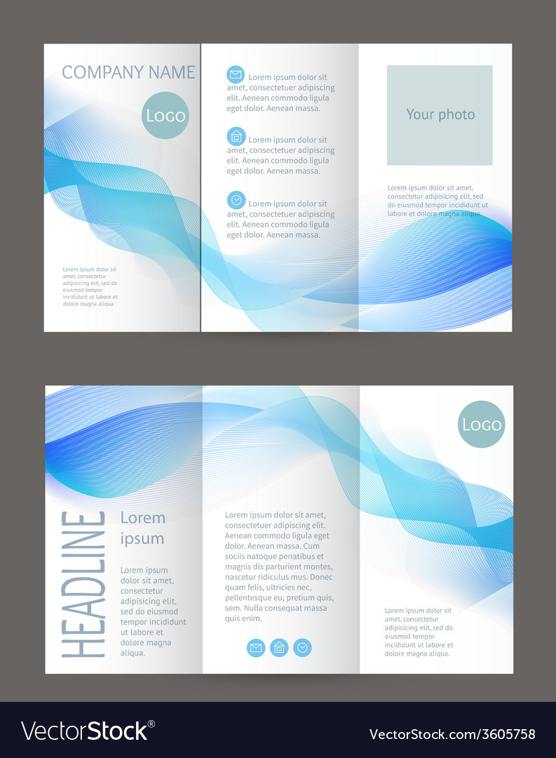 Corporate business stationery templat