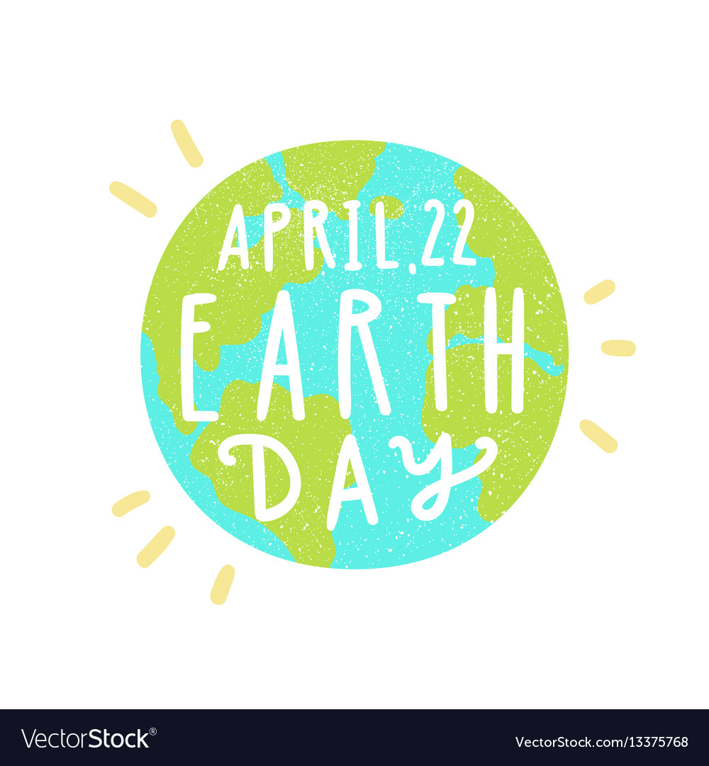 April 22 earth day
