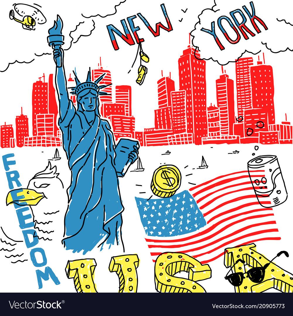 Sketch america new york