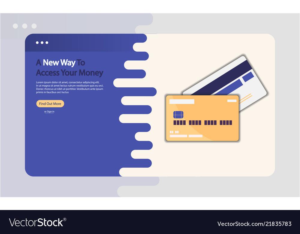 Credit card advertising
